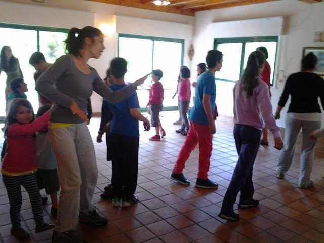 Desarrollo personal y amistad A CAÑIZA NATURA encuentro de vacaciones alternativas en la naturaleza Galicia