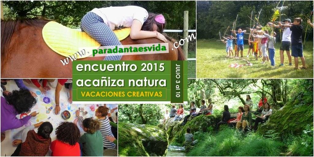 Encuentro Acañiza Natura 2015