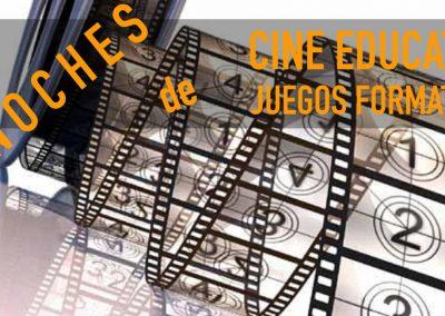 CINE EDUCATIVO – JUEGOS FORMATIVOS