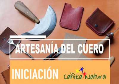 INICIACIÓN AL CUERO