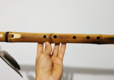 Construye tu propia flauta nativa americana