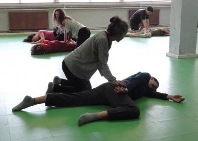 Danza – Improvisar qué é?