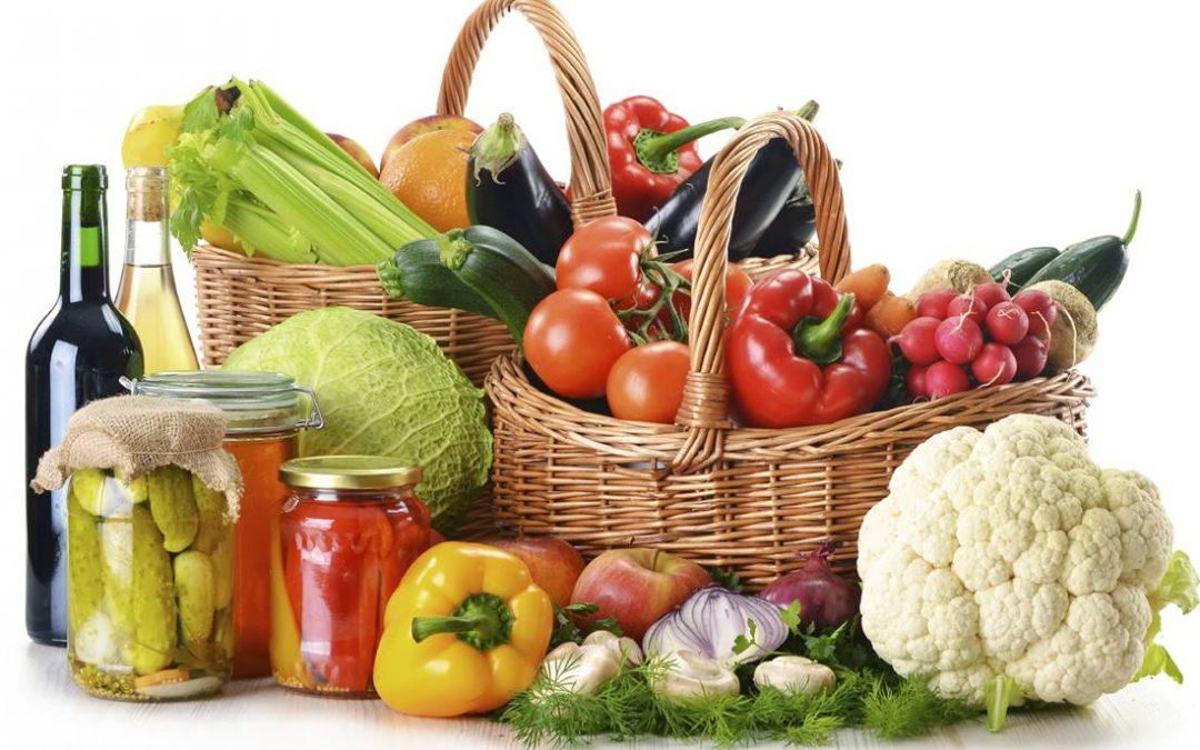 Mejora tú salud a través del Alimento