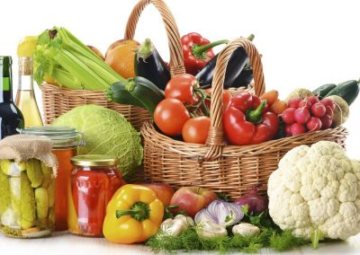 2018 Mejora tú salud a través del Alimento